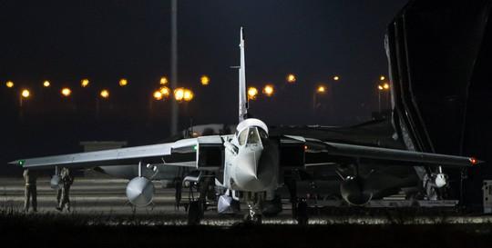 Tổng thống Putin lên án cuộc không kích Syria của Mỹ và đồng minh - Ảnh 4.