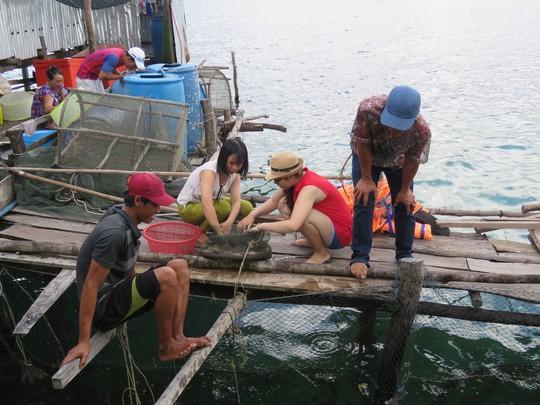 Khám phá vẻ đẹp hoang sơ của làng chài Rạch Vẹm ở Phú Quốc - Ảnh 4.