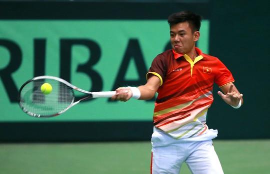Lý Hoàng Nam tranh tài tại VTF Pro Tour II - 2018 - Ảnh 1.