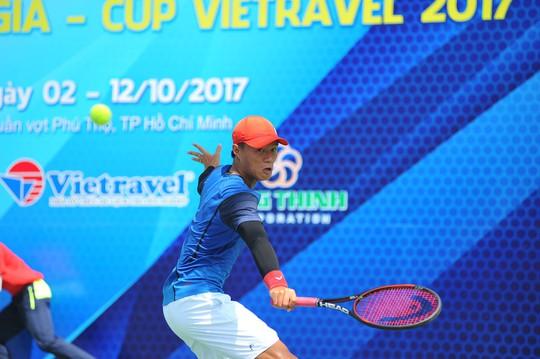Lý Hoàng Nam tranh tài tại VTF Pro Tour II - 2018 - Ảnh 3.