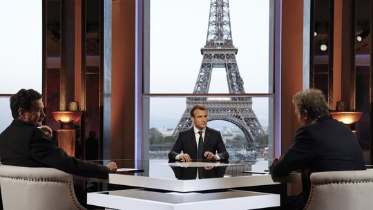 Tổng thống Pháp thuyết phục ông Trump không rút quân khỏi Syria - Ảnh 1.