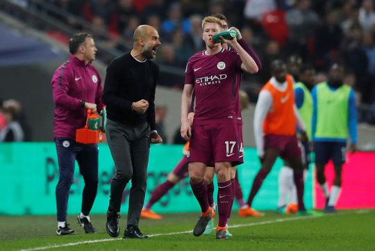 Guardiola đã đưa Man City lên tầm cao mới - Ảnh 4.