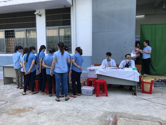 Chăm sóc sức khỏe nữ CNVC-LĐ - Ảnh 1.