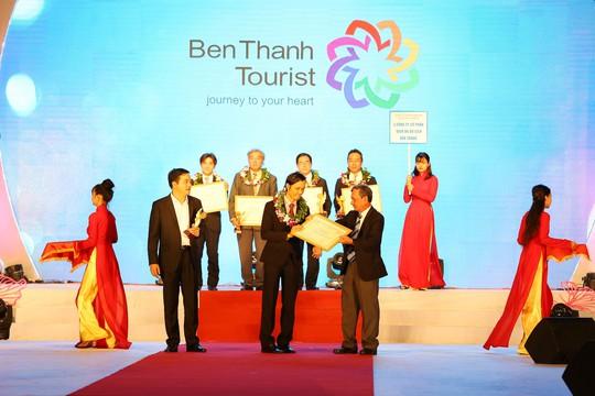 BenThanh Tourist 8 năm liền đạt Top 10 thương hiệu du lịch hàng đầu TP HCM - Ảnh 3.