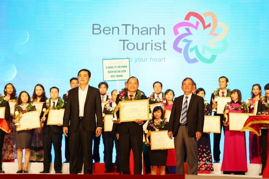 BenThanh Tourist 8 năm liền đạt Top 10 thương hiệu du lịch hàng đầu TP HCM - Ảnh 4.