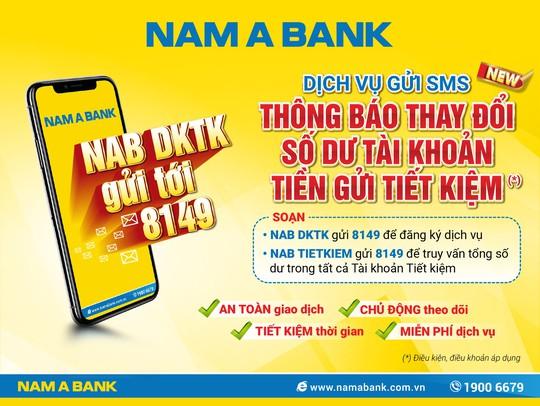 Quản lý tiền gửi tiết kiệm qua SMS Banking - Ảnh 2.