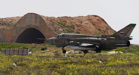 Syria nói lại về vụ tấn công tên lửa mới - Ảnh 1.