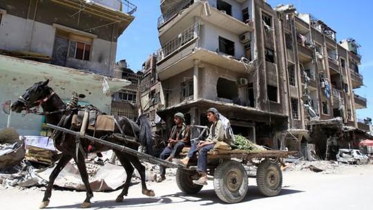Syria nói lại về vụ tấn công tên lửa mới - ảnh 2
