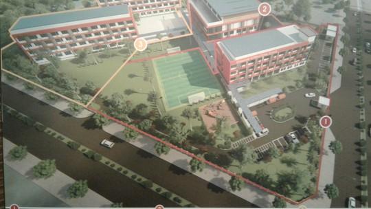 Cần Thơ có trường quốc tế Singapore đầu tiên - Ảnh 1.
