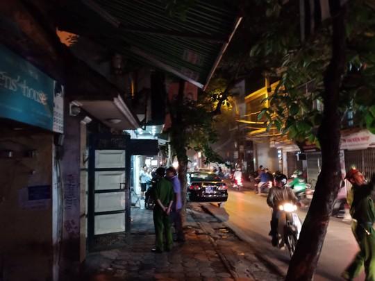 Vụ án Vũ nhôm: Đang khám nhà cựu Phó tổng cục trưởng tình báo - ảnh 1