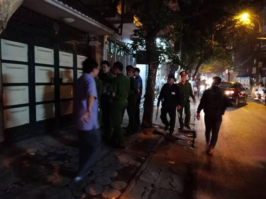Vụ án Vũ nhôm: Đang khám nhà cựu Phó tổng cục trưởng tình báo - ảnh 5
