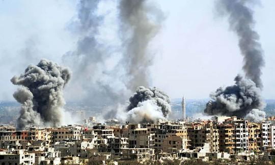 Ma trận ở Syria - Ảnh 1.
