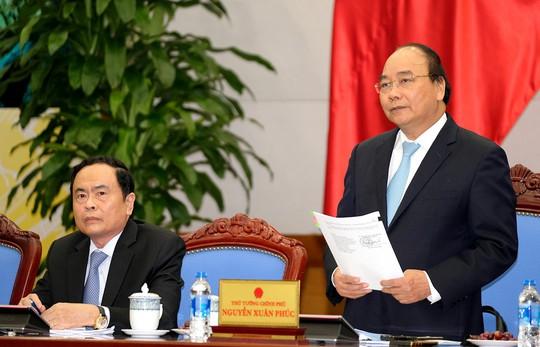 Thủ tướng: Luật Thuế tài sản, Bộ Tài chính tiếp tục lắng nghe - Ảnh 1.