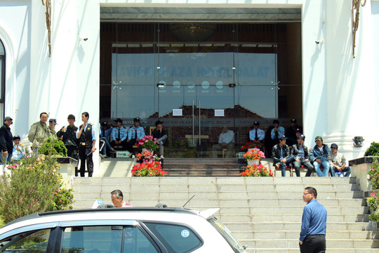 Ngân hàng Quân Đội thu giữ tài sản khách sạn Bavico Đà Lạt - Ảnh 3.