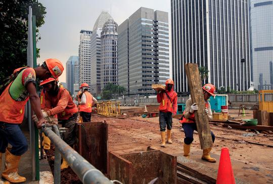 Indonesia mạnh tay với dự án hạ tầng trì trệ - Ảnh 1.