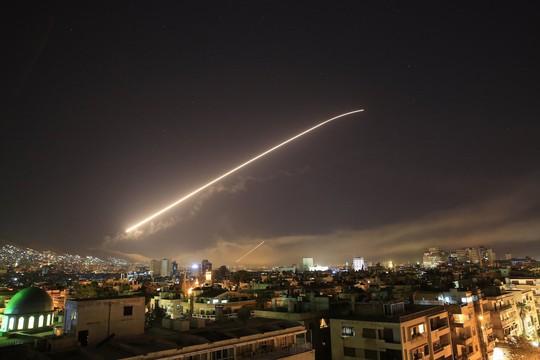 """Chuyên gia phương Tây """"không tin"""" Syria bắn hạ 71/105 tên lửa liên quân Mỹ - ảnh 1"""