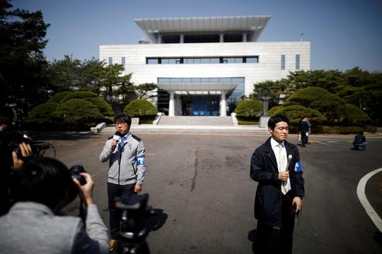 Ông Kim Jong-un làm nên lịch sử? - Ảnh 1.