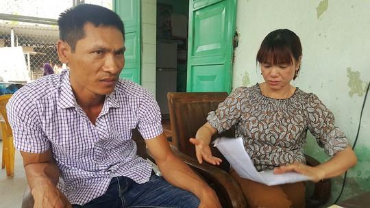 Vợ tài xế bẻ lái cứu 2 nữ sinh mong mọi người dừng gửi tiền trợ giúp - Ảnh 1.