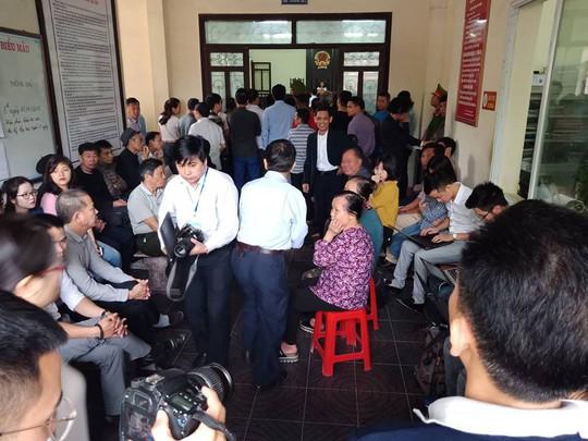 Xét xử cựu nhà báo Lê Duy Phong: Báo chí gặp khó khi tác nghiệp - Ảnh 4.