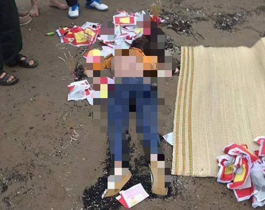 Nữ sinh trường y chết trôi dạt vào bờ biển, đầu có vết thương - Ảnh 1.