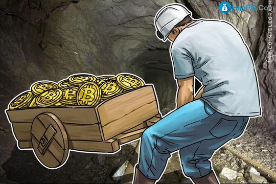 Nhiều thợ đào Bitcoin trước nguy cơ đổ nợ - Ảnh 1.