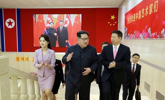 Tổng thống Hàn Quốc: Ông Kim bất ngờ xuống nước chưa từng thấy 2