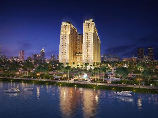 Nhà Mơ ra mắt tháp Sapphire tại dự án Dream Home Riverside. - Ảnh 1.