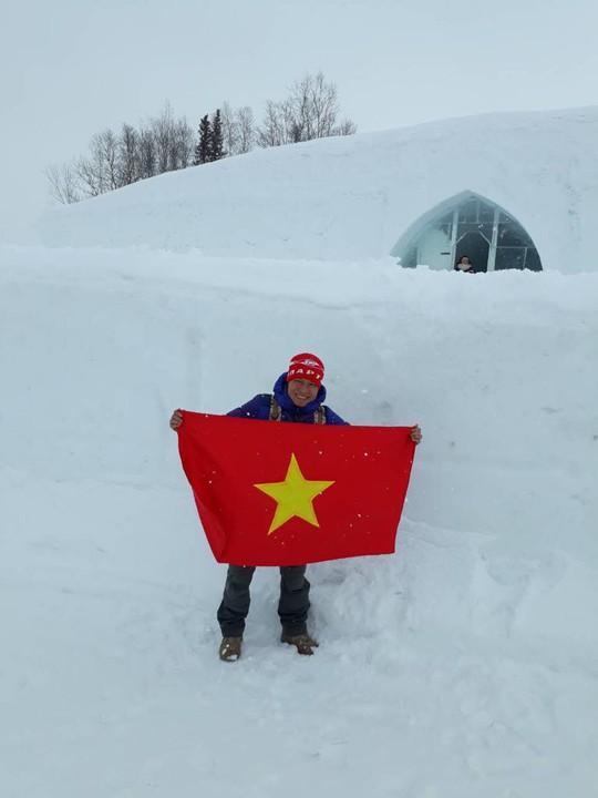 Khám phá điểm tận cùng Cực Bắc nước Nga đẹp như tranh vẽ - Ảnh 9.