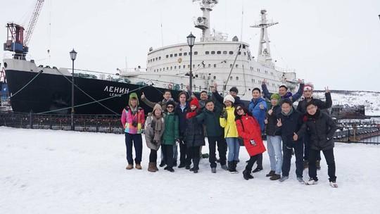 Khám phá điểm tận cùng Cực Bắc nước Nga đẹp như tranh vẽ - Ảnh 5.