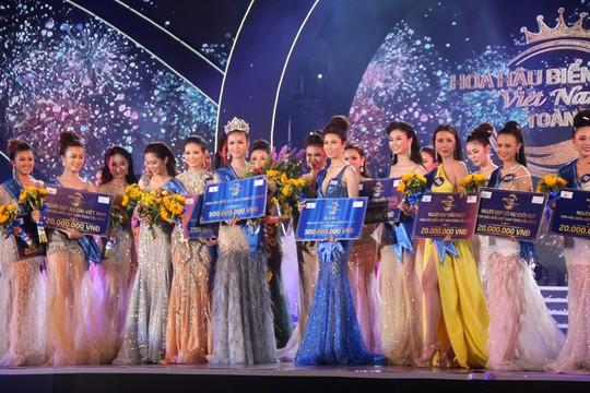 Nguyễn Thị Kim Ngọc đăng quang Hoa hậu Biển Việt Nam Toàn cầu 2018 - Ảnh 6.
