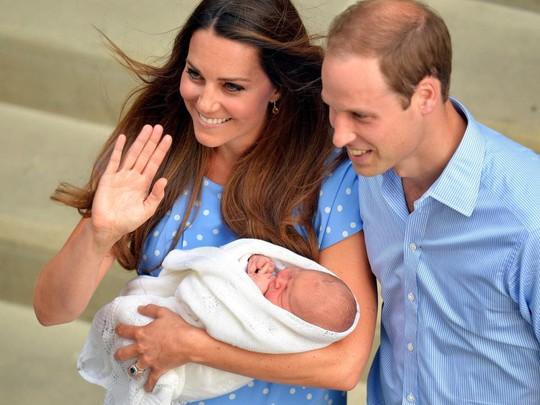 Công nương Kate sinh thêm một hoàng tử - Ảnh 3.