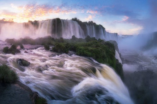 Vịnh Hạ Long, Mù Cang Chải là những địa điểm có cảnh đẹp nhất Trái đất - Ảnh 13.