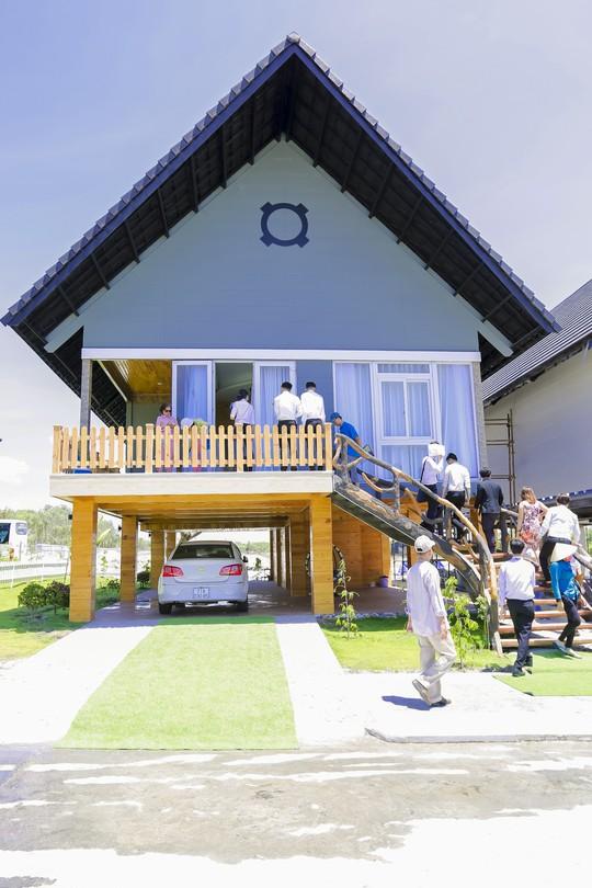 Bình Châu Green Garden Villa