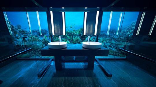 Khách sạn dưới biển đầu tiên trên thế giới - Ảnh 2.