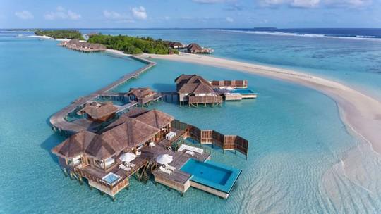 Khách sạn dưới biển đầu tiên trên thế giới - Ảnh 7.