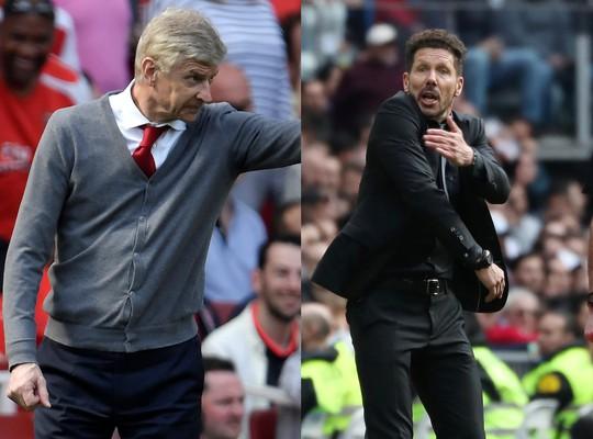 Simeone cố thắng Wenger để đến… Emirates? - Ảnh 1.