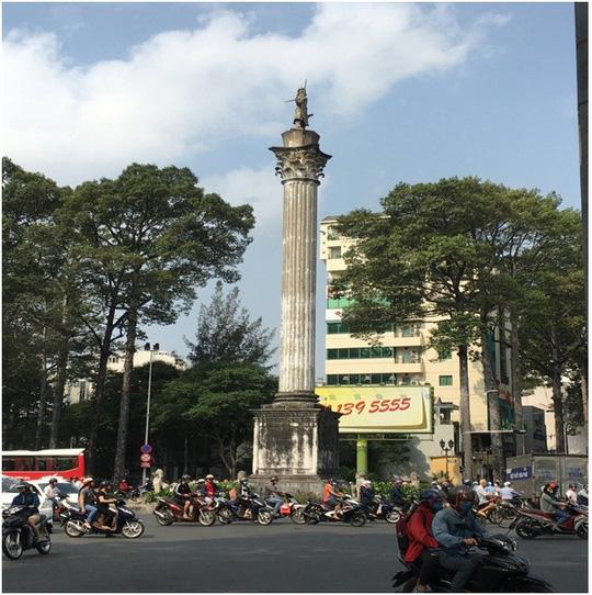 Chuyện ít biết về các tượng đài trước năm 1975 ở Sài Gòn - Ảnh 4.