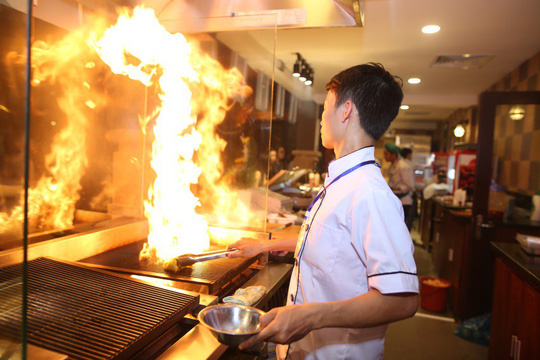 Đà Nẵng khai trương không gian ẩm thực sức chứa 5.000 du khách - Ảnh 3.