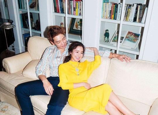 Tứ đại mỹ nhân màn ảnh Hàn lấy chồng toàn cực phẩm - Ảnh 10.