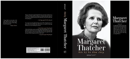Ra mắt cuốn sách ngàn trang về bà đầm thép Thatcher - Ảnh 2.