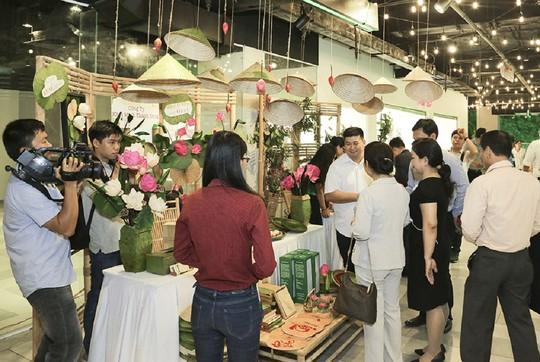 Tưng bừng khai mạc sự kiện hội tụ sản vật Đồng Tháp tại TP HCM - Ảnh 2.
