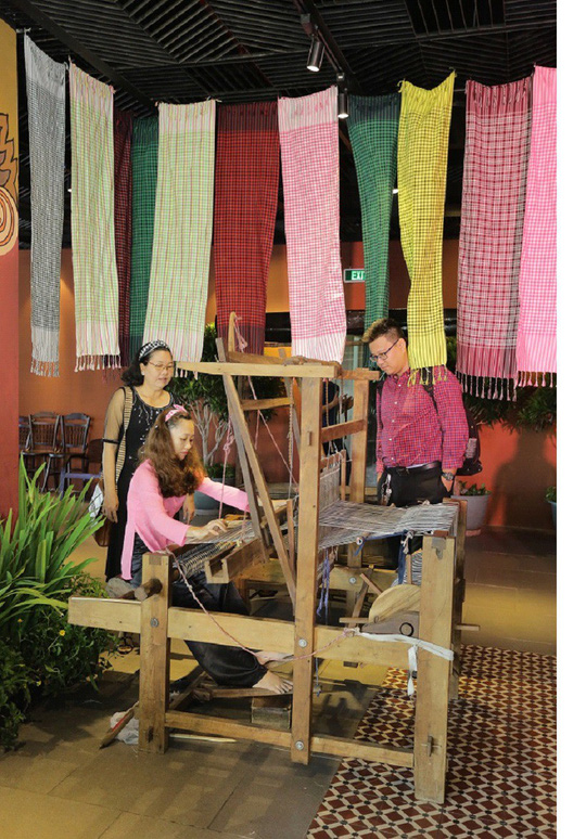 Tưng bừng khai mạc sự kiện hội tụ sản vật Đồng Tháp tại TP HCM - Ảnh 6.