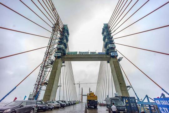 Hợp long cầu Bạch Đằng, đi Hà Nội-Quảng Ninh chỉ còn 90 phút - Ảnh 3.