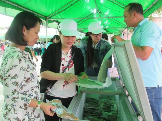 Hỗ trợ phát triển chuỗi nông sản sạch - Ảnh 1.
