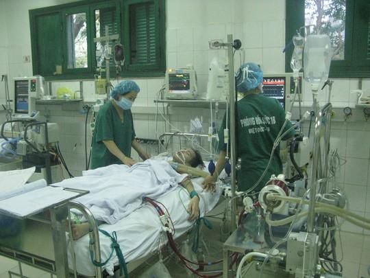 Bác sĩ nhờ cộng đồng tìm người chết não hiến tạng cứu thiếu niên 16 tuổi - Ảnh 1.