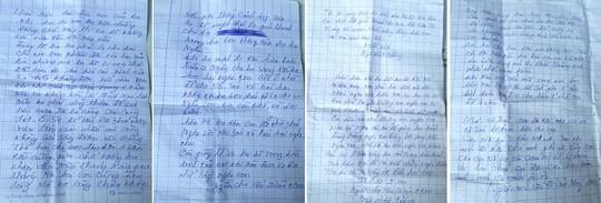 Bức tâm thư của 1 người đàn ông khi tìm đến cái chết - Ảnh 1.