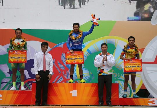 Nguyễn Thành Tâm đoạt Áo vàng chung cuộc Cúp Truyền hình TP HCM 2018 - Ảnh 3.