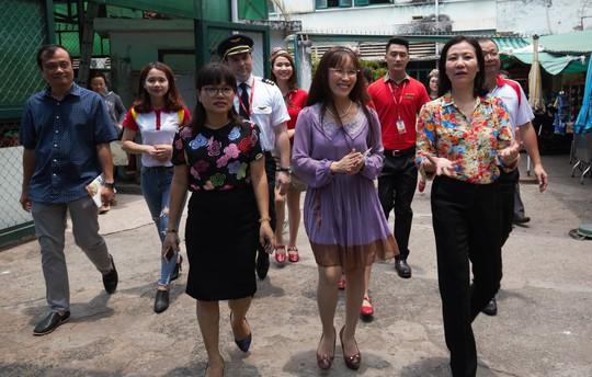 CB-NV HDBank, Vietjet chắp cánh ước mơ cho người khuyết tật - Ảnh 1.
