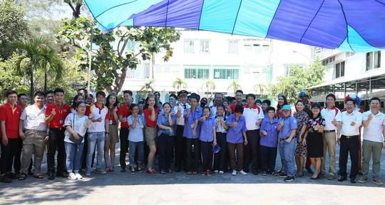 CB-NV HDBank, Vietjet chắp cánh ước mơ cho người khuyết tật - Ảnh 12.