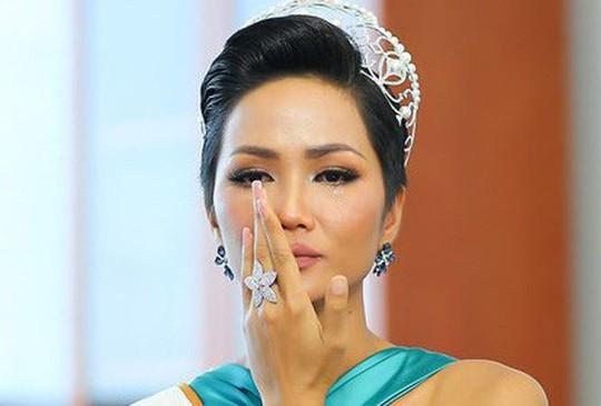 Hé lộ quá khứ không ngờ của Hoa hậu H'Hen Niê - Ảnh 1.